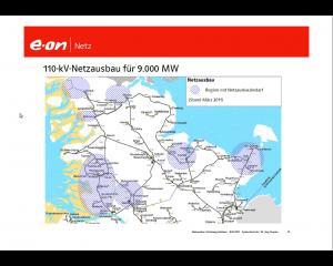 Überlegungen für den 110-kV-Leitungsausbau (noch vor Fukushima) Quelle: Drucksache 17/2112)
