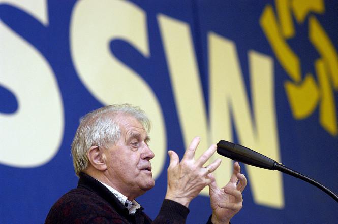 Karl Otto Meyer, SSW