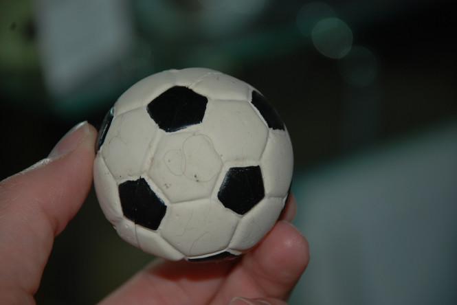 Kleiner Fußball