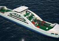 Konzept für die Fähren