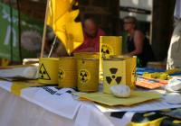 Atommüll-Fässchen