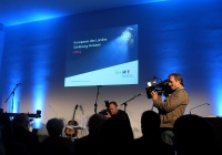 Verleihung des Landeskunstpreises 2014 an Günter Kunert