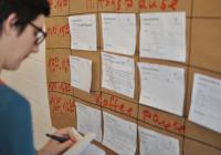 Sessionplan beim BarCamp Fortschritt/Wachstum 2013