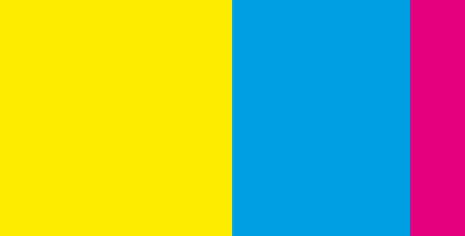 Die neuen Farben der FDP.