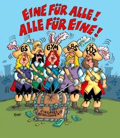 Neuordnung der Lehrerbesoldung in Schleswig-Holstein