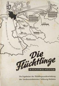 Die Flüchtlinge in Schleswig-Holstein